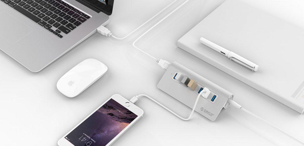 هاب 7 پورت فلزی USB 3.0 مدل ORICO M3H7