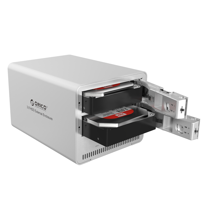 تجهیزات ذخیره ساز ORICO 9528RU3 2Bay