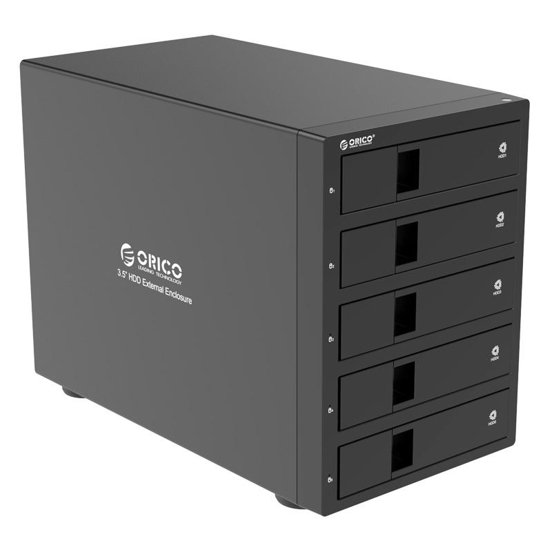 تجهیزات ذخیره سازی ORICO 9958U3 5Bay