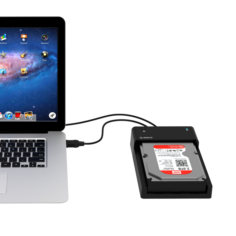 داک هارد USB 3.0