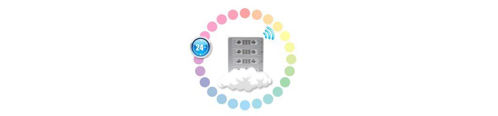 تجهیزات ذخیره سازی تحت شبکه ORICO 3549NAS 4Bay
