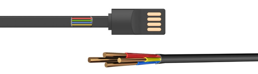 کابل شارژ - انتقال اطلاعات