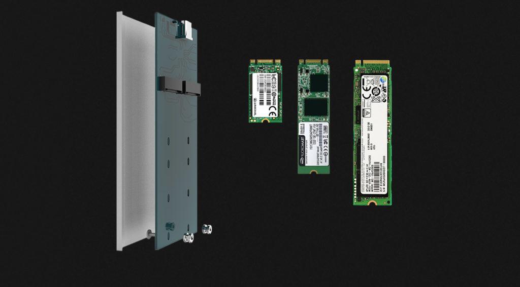 باکس SSD M.2
