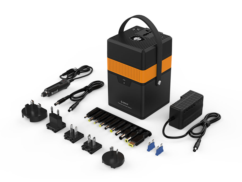 ایستگاه شارژ همراه
