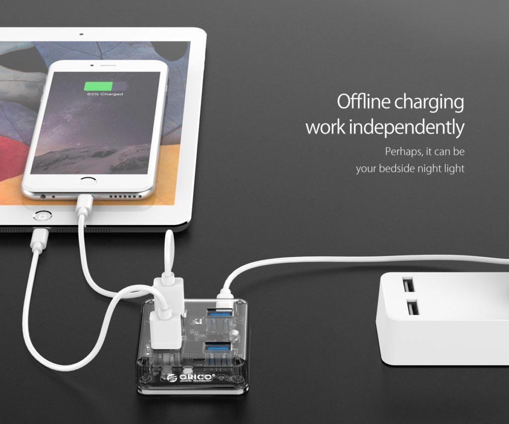 هاب USB3.0