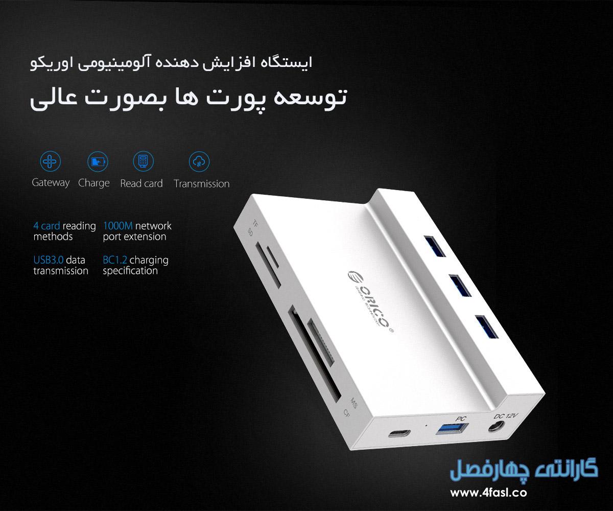 ایستگاه داک USB3.0