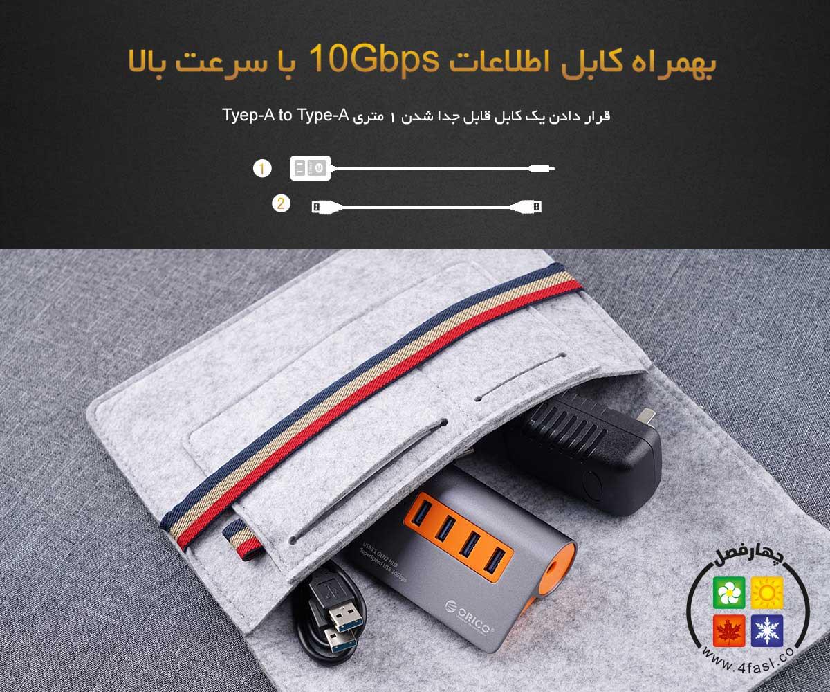 هاب USB 3.1