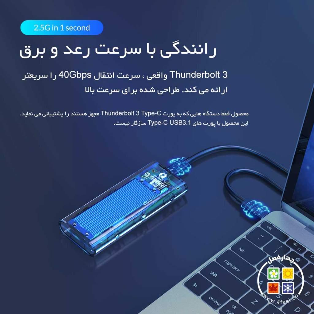 تفاوت تاندربولت 3 و USB-C چیست ؟