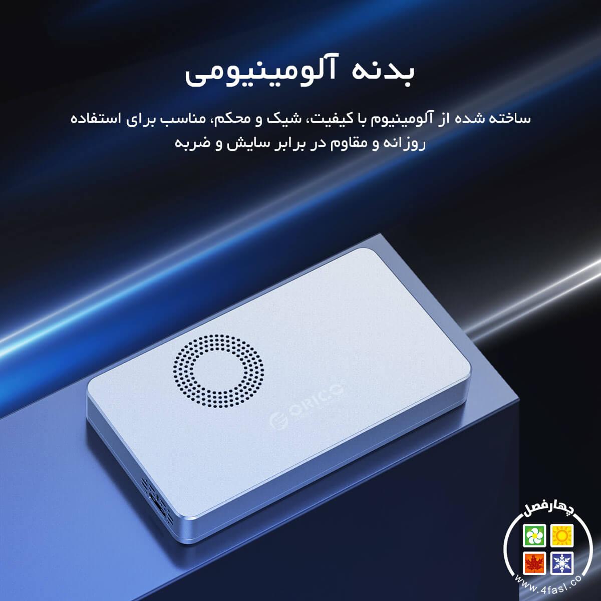 باکس M.2 NVMe