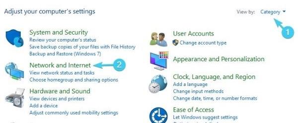 علت و روش رفع مشکل روشن نشدن وای فای لپ تاپ